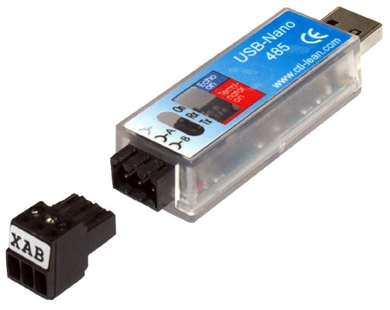 RS485-USB-Adapter